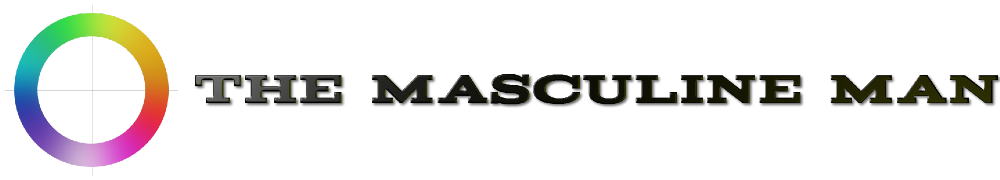 The Masculine Man header image